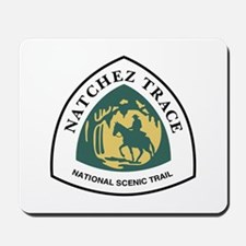 Natchez Trace National Trail, Mississipp Mousepad