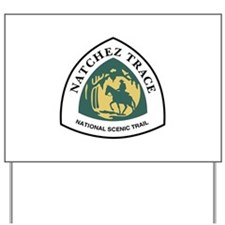 Natchez Trace National Trail, Mississipp Yard Sign