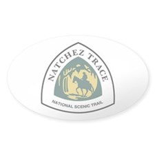 Natchez Trace National Trail, Missi Decal