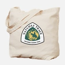 Natchez Trace National Trail, Mississippi Tote Bag