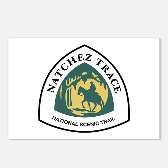 Natchez Trace National Tr Postcards (Package of 8)