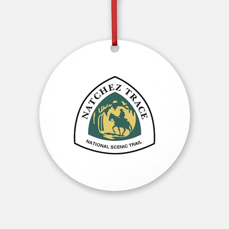 Natchez Trace National Trail, Missi Round Ornament