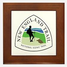 New England National Trail Framed Tile