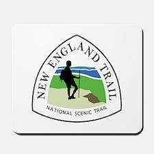 New England National Trail Mousepad