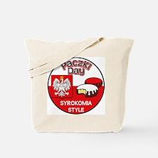 Syrokomia Tote Bag