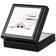 COOKIES! Keepsake Box