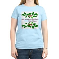 Holiday Shakespeare Quote T-Shirt