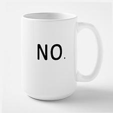 No.jpg Mugs