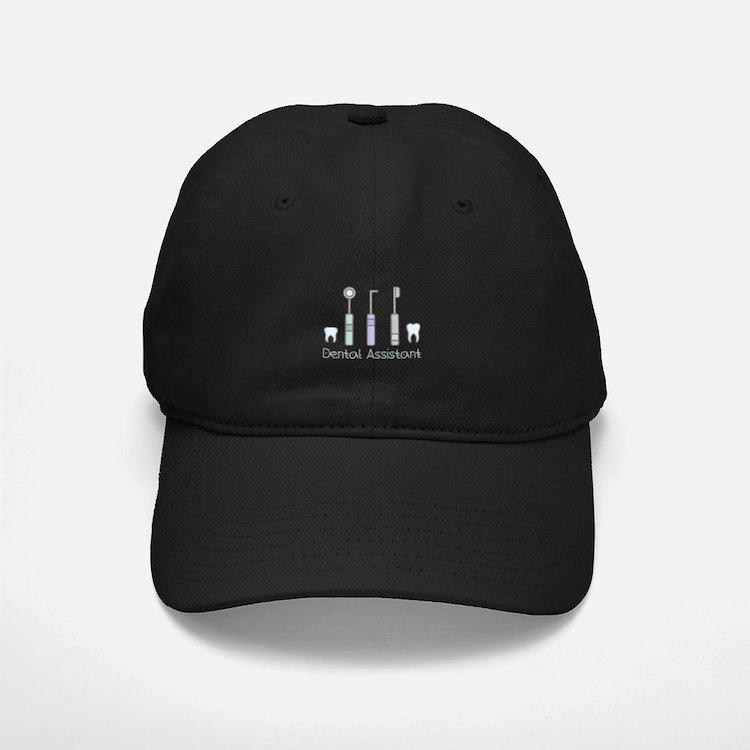Cute Dental assistant Baseball Hat