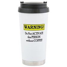 Unique Business humor Stainless Steel Travel Mug
