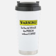 Cute Workplace Travel Mug