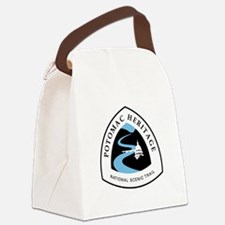 Potomac Heritage National Trail Canvas Lunch Bag