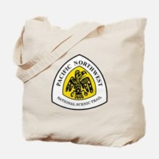 Pacific Northwest National Trail Tote Bag
