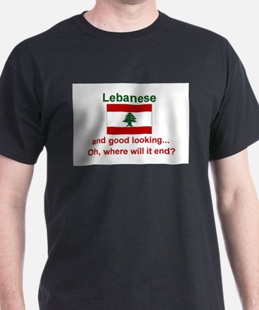 Cute Lebanon T-Shirt