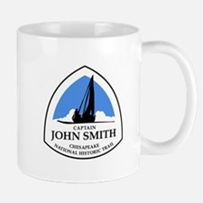 Captain John Smith Chesapeake National Mug