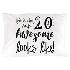 Awesome 20 Years Old Pillow Case