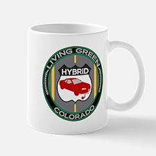 Living Green Hybrid Colorado Mug