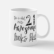 Awesome 21 Year Old Mug