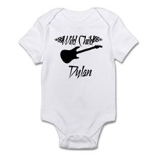 Dylan Wild Child Personalized creeper