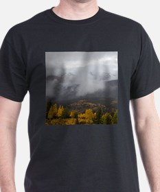 Storm Over Molas Pass T-Shirt