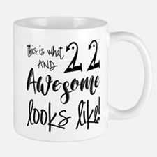 Awesome 22 Year Old Mug