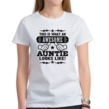 Awesome Auntie Tee