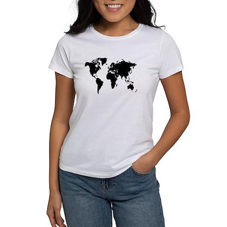 The World Women's T-Shirt