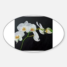 Funny Orchid Decal