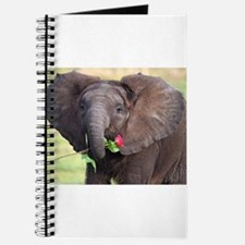 BABY ELEPHANT , LOVE Journal