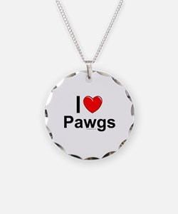 Pawgs Necklace