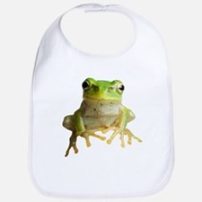 Pyonkichi the Frog Bib