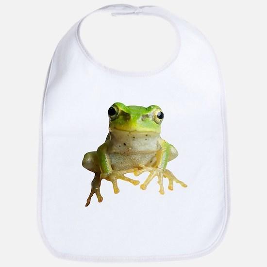 Pyonkichi the Frog Bib