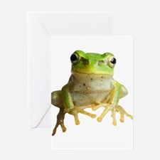 Pyonkichi the Frog Greeting Cards