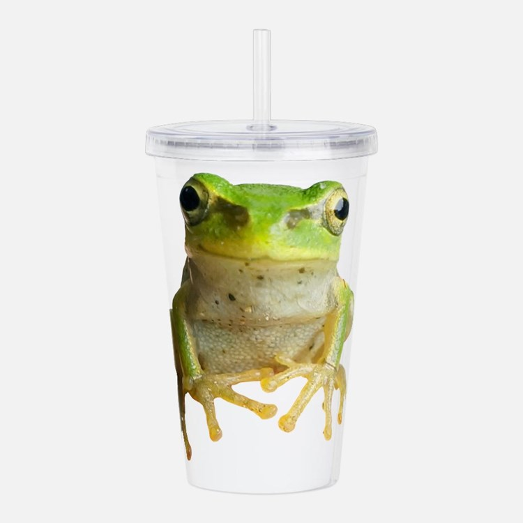 Pyonkichi the Frog Acrylic Double-wall Tumbler