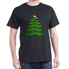 Funny Christmas tree T-Shirt