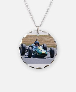 DAMION HILL LOTUS Necklace