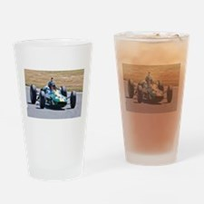 DAMION HILL LOTUS Drinking Glass