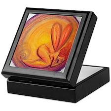 Autumn Fairy Mandala Keepsake Box