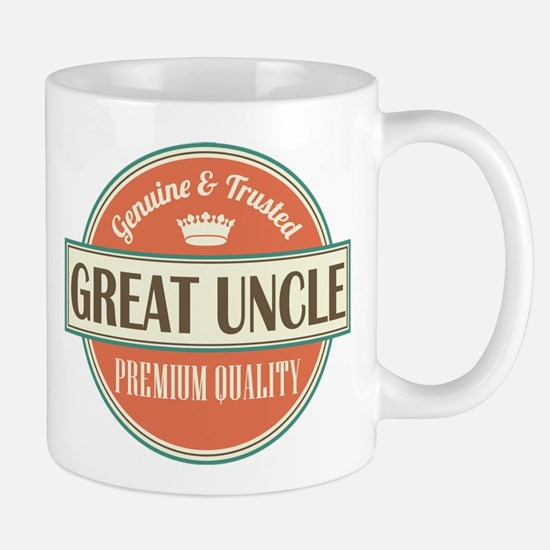 Great Uncle gift idea Mugs