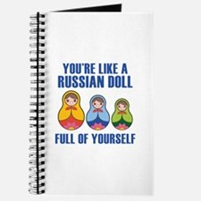 Full Of Yourself Journal