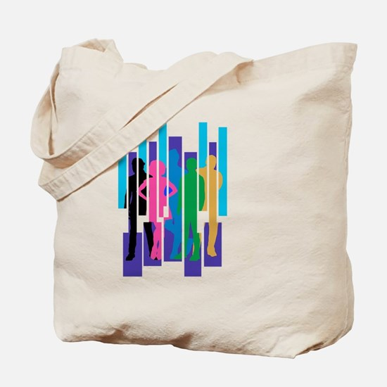 Cool Graphic Tote Bag