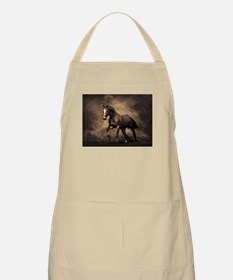 Beautiful Brown Horse Apron