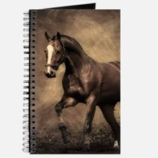 Beautiful Brown Horse Journal