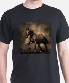 Beautiful Brown Horse T-Shirt
