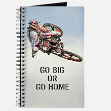 Motocross Rider Journal