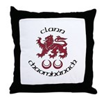 Caomhanach Throw Pillow