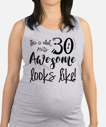 Awesome 30 Year Old Maternity Tank Top