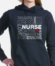 Unique Patient Women's Hooded Sweatshirt