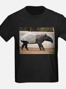 Cute Malayan tapir T