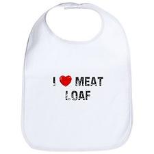 I * Meat Loaf Bib